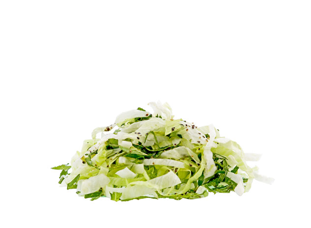 Eisberg Side Salad